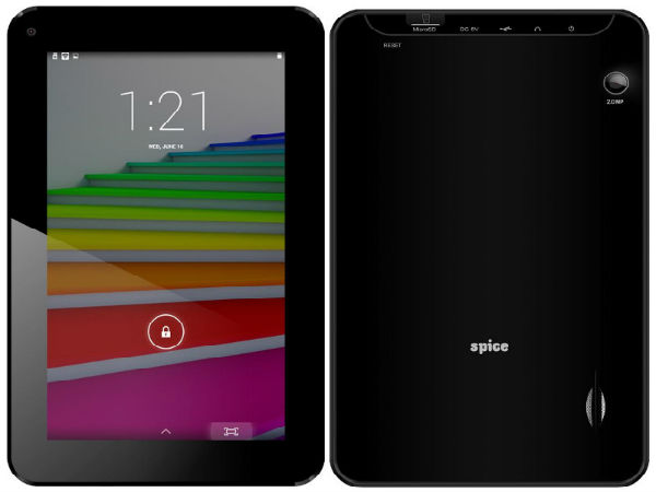Spice MI-730, MI-710 budget tablets launched, Price Starts at Rs 3,999