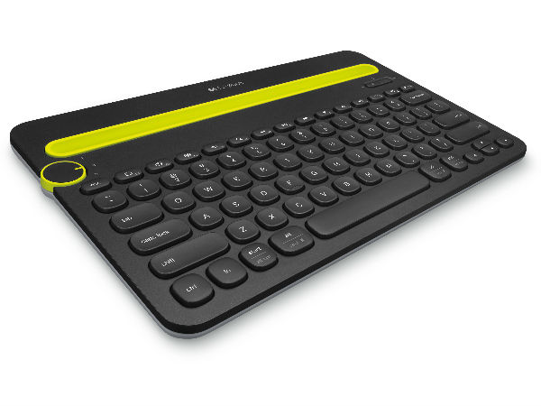 Logitech Bluetooth Keyboard Launched At Rs 2,795: Supports 3 Devices