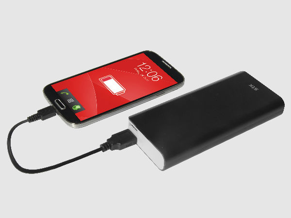 STK Accessories Launches 12000mAh Power Bank For Rs 3,299