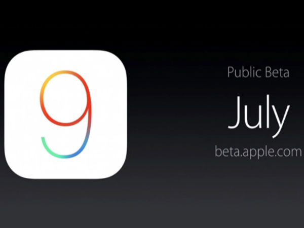 iOS 9 Public Beta now has a nifty feature for all those Selfie lovers!