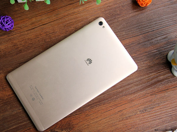 Huawei M2 Tablet Launched: Sports 8-Inch Display, All-Metal Body