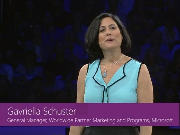 Microsoft's partners in India 'very progressive': Schuster