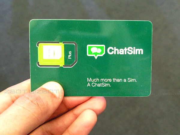 This Sim Lets Users Chat Anywhere for Free: Even Without Wi-Fi