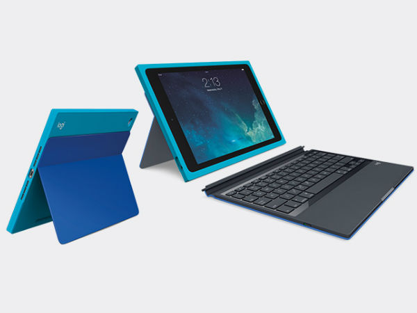 Logitech Announces New Range of BLOK Durable iPad cases