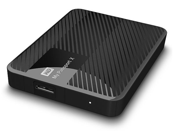 WD Launches Metal-Clad My Passport External Hard Drives Rs 8,715