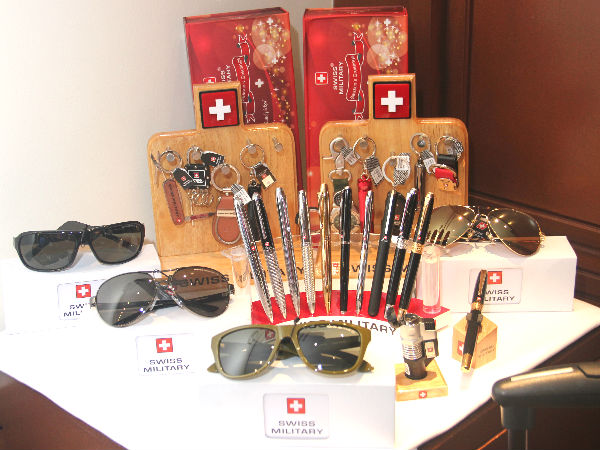 Swiss Military Unveils New Products In India, Price Starts At Rs. 600