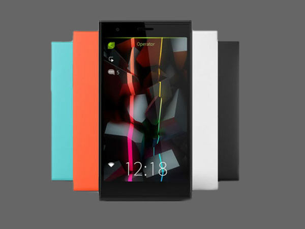 Intex to introduce 4G smartphone with Sailfish OS in Nov