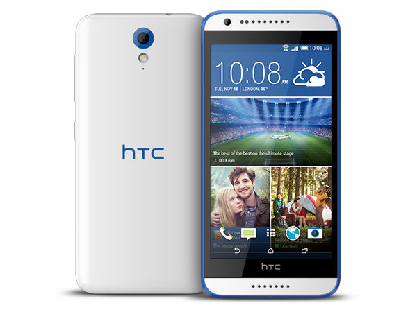 HTC Desire 620G: Buy At Price of Rs 12,140