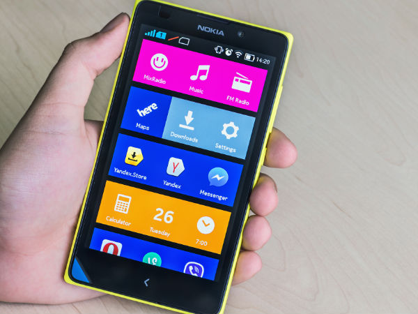 Nokia to partner with Foxconn again for their new Android smartphones?