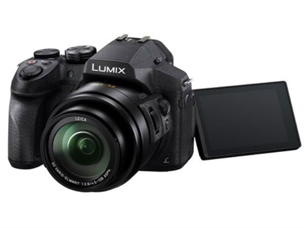 Mirror-less Lumix DMC-FZ300 and DMC-GX8 launched!