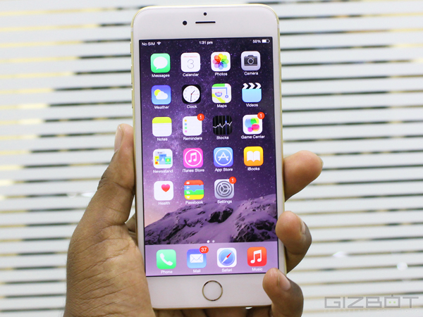 First batch of new iPhone 6S series to run on Samsung-made CPU