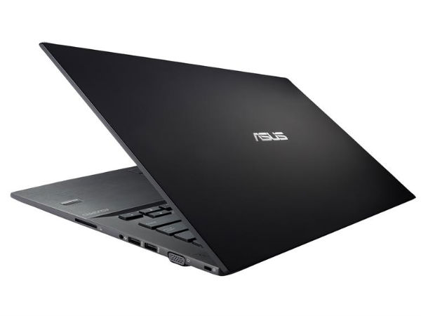 Asus Pro BU201 and BU401 Ultrabooks launched in India