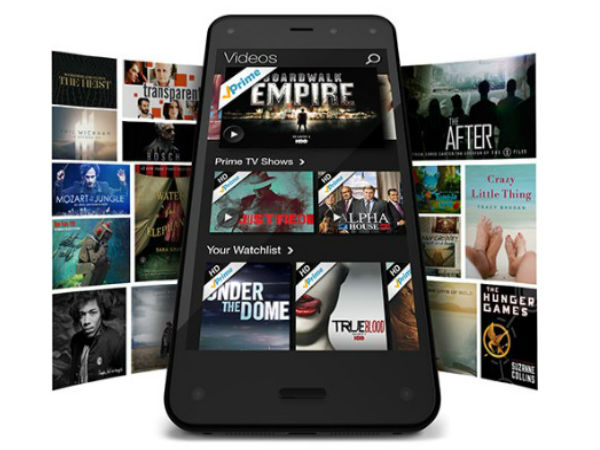 Amazon Fire Phone: It is meant to capitalize on the Digital Ecosystem