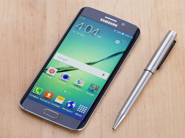 Samsung Galaxy S6 Edge: A bigger Dual curved-screen smartphone