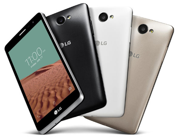 LG Bello II To Debut this Month with 5-inch Display, 8MP Camera