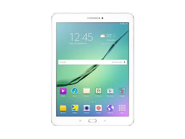 Samsung Galaxy Tab S2 9.7 and Galaxy Tab S2 8.0 launched
