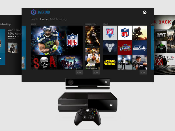Xbox App: Share with your friends