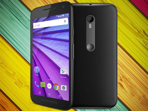 Motorola Moto G (3rd Gen) with 2GB RAM, Snapdragon 610 CPU Listed