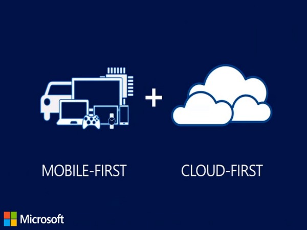 Microsoft's mobile-first,cloud-first fit for India's needs