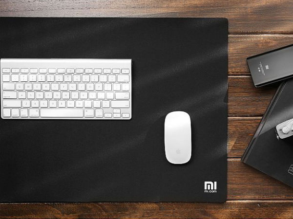 Xiaomi Launches Mi Mousepad and Mi Metal Mousepad in India