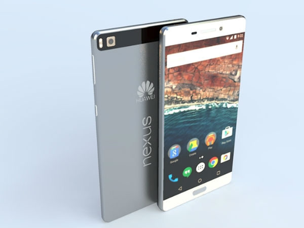 Huawei Nexus: Display