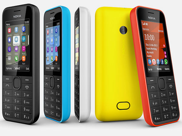 Nokia 208: Buy At Price of Rs 5,529