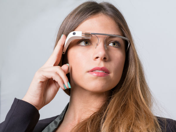 Upcoming Google Glass Said To Be Foldable and water-resistant