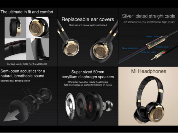 Mi Piston 3.0 and the Mi Headphones launched in India