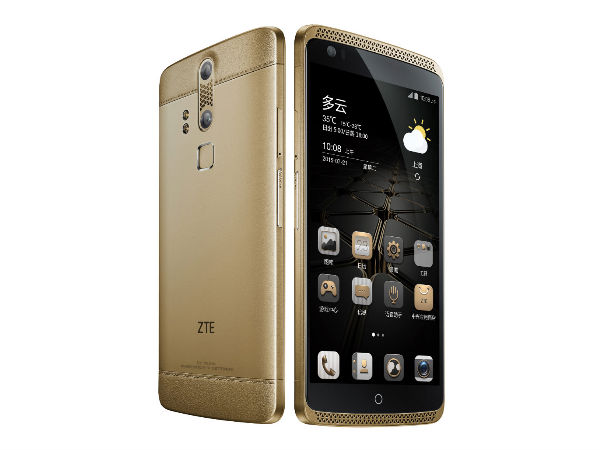 ZTE Officially launches Axon Lux Smartphone and Axon Watch