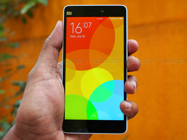 Xiaomi mi 4i: Buy At Price of Rs 12,999