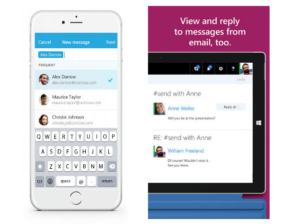 Microsoft launches lightweight email app Send for iPhone