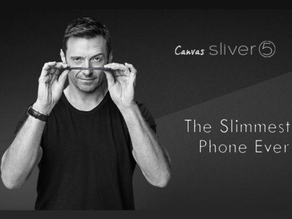 Vivo X5 Pro vs Micromax Canvas Sliver 5: Battle of the slim and trim