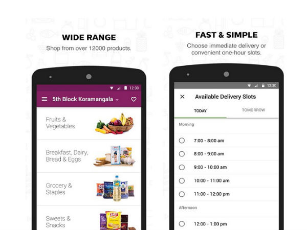 Ola now has a Grocery Service App 'Ola Store' for Android Users