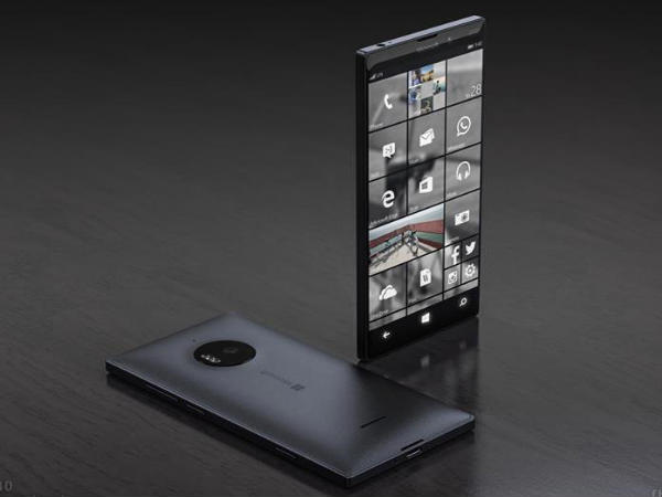 Microsoft Lumia 950 to run Windows 10! [Report]