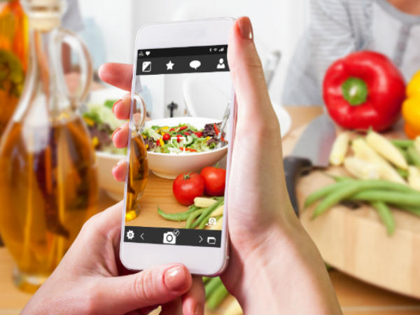 Smartphones may be inspiring millennials to cook at home