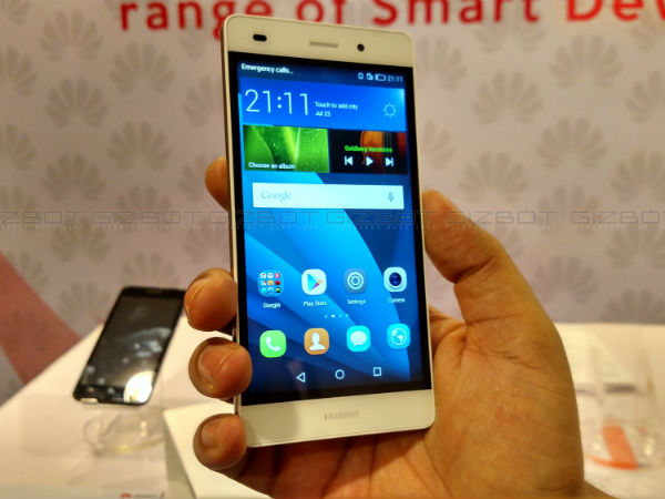 EXCLUSIVE: Huawei to Launch P8 Lite, MediaPad T1 7, MediaPad T1 8 Pro