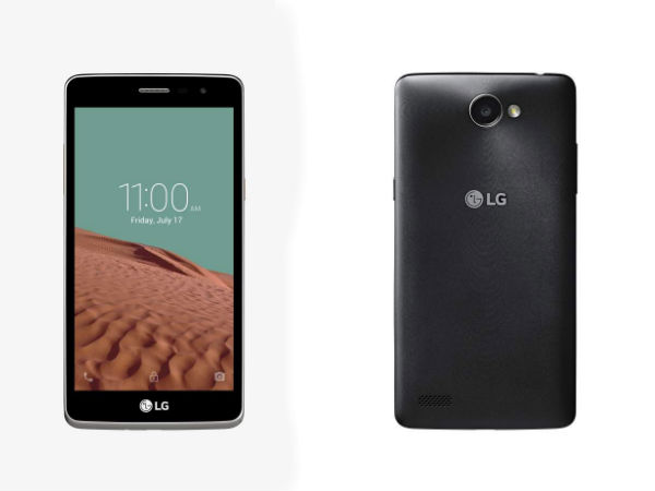 LG Max with 5-inch Display, Android 5.1.1 Lollipop Launched