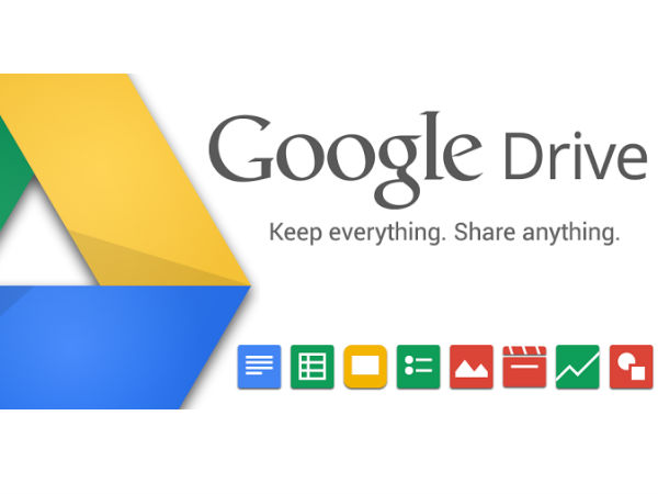 Backup With Google Drive