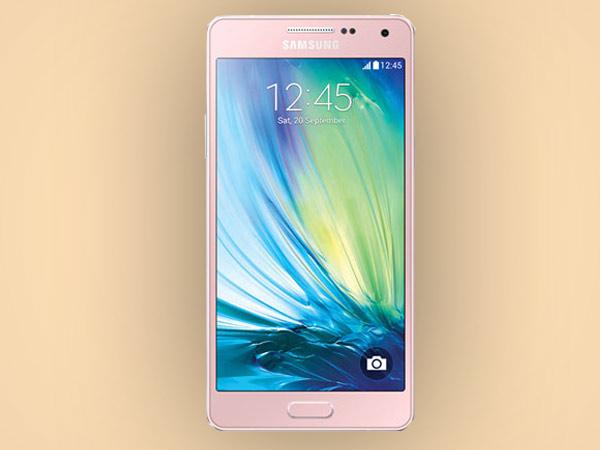 Samsung Galaxy A8 vs Galaxy S6: Head-to-Head Specs Comparison