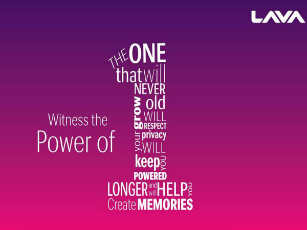 Lava to launch next gen Android One smarphone on July 27!