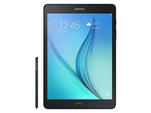 Samsung Galaxy Tab A Plus with S Pen quad-core CPU unveiled