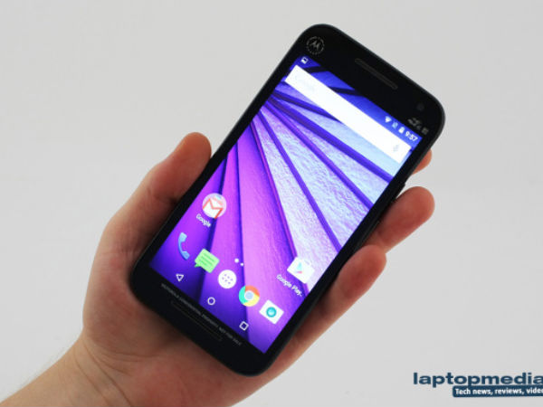 Motorola Moto G 3rd gen: Fresh set of photos surface online
