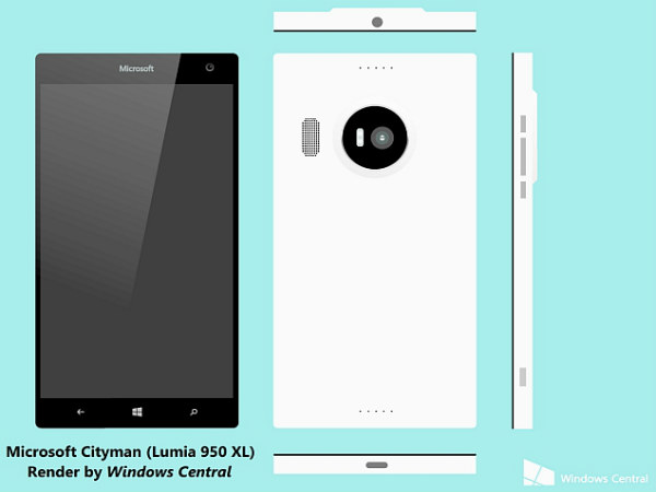 Microsoft Lumia 950 and Lumia 950 XL to feature infrared iris scanner!