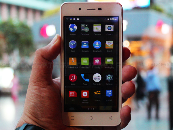 Micromax Canvas Spark sales surpassed 5 Lac units, to go on open sale