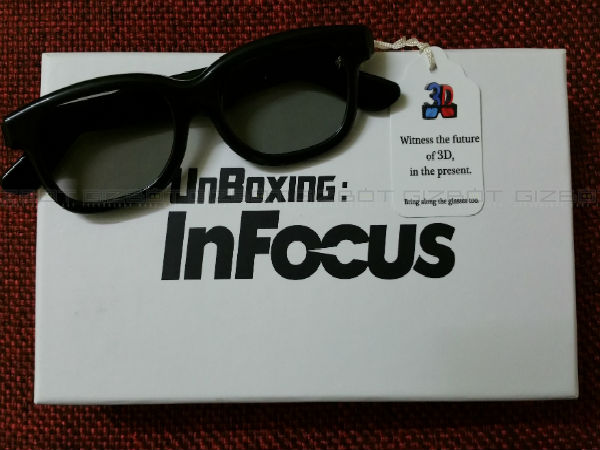 Infocus' new smartphone with 3D capabilities: