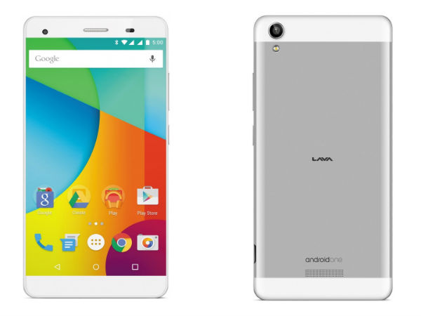 Lava Pixel V1 Android One 2nd gen smartphone launched for Rs 11,350