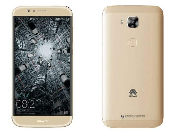 Huawei G8 with metal unibody design, fingerprint sensor announced