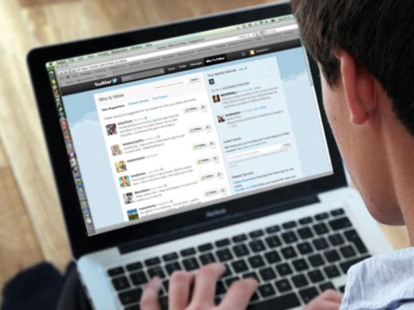 How terror messages spread on Twitter?
