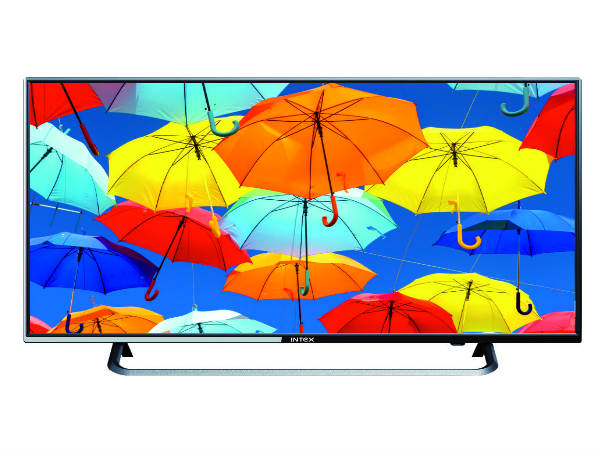 Intex Launches Full HD TV with 40-inch Display at Rs 35,999