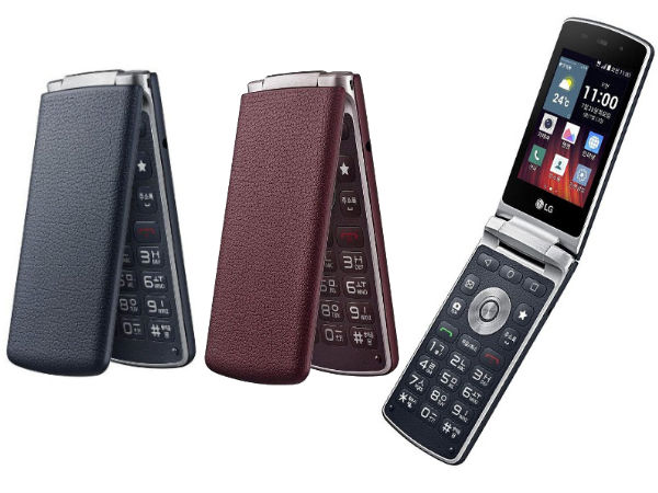 LG Gentle Flip Phone With Android 5.1 Lollipop, 4G Support Now Officia